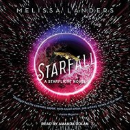 Starfall audiocover - (un)Conventional Bookviews - Weekend Wrap-up