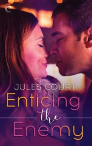 Enticing the Enemy cover - (un)Conventional Bookviews - Weekend Wrap-up