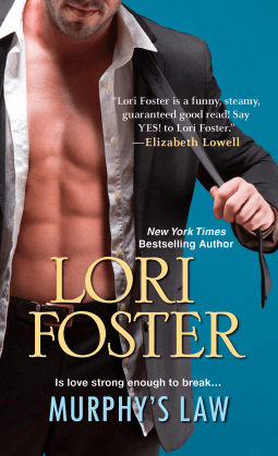 Review: Murphy's Law – Lori Foster