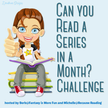 Can You Read a Series in a Month Challenge