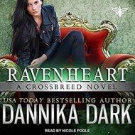 Ravenheart Audiocover - (un)Conventional bookviews - Weekend Wrap-up