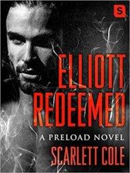Elliott Redeemed cover - (un)Conventional Bookviews - Weekend Wrap-up