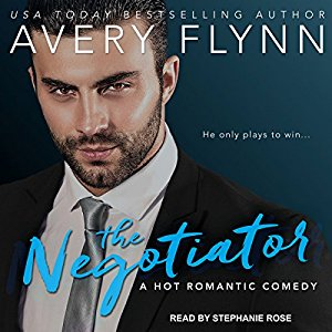 The Negotiator audiobook cover - (un)Conventional Bookviews - Weekend Wrap-up