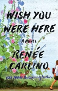 Wish you were here cover - (un)Conventional Bookviews - Weekend Wrap-up