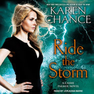 Ride the Storm audio cover - (un)Conventional Bookviews - Weekend Wrap-up