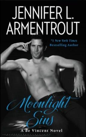 Moonlight Sins cover - (un)Conventional Bookviews - Weekend Wrap-up