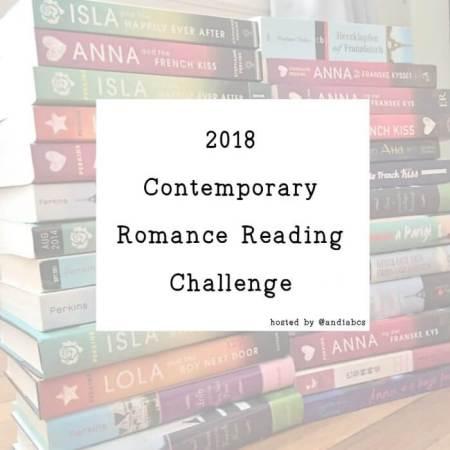 2018 Contemporary Romance Reading Challenge - (un)Conventional Bookviews