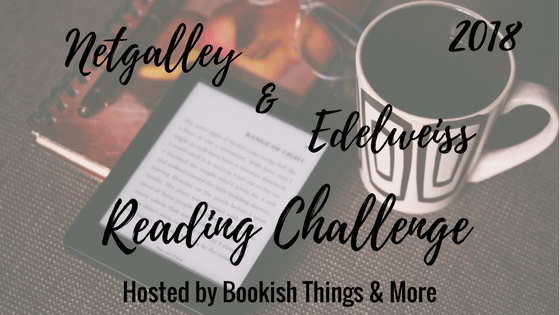 2018 NetGalley and Edelweiss Reading Challenge
