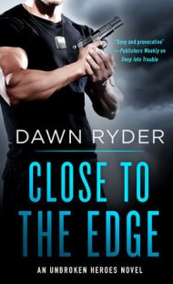 Close to the Edge cover - (un)Conventional Bookviews - Weekend Wrap-up
