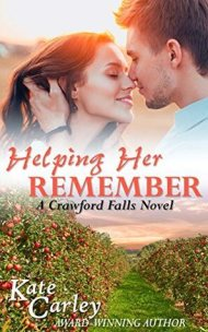 Helping Her Remember cover - (un)Conventional Bookviews - Weekend Wrap-up