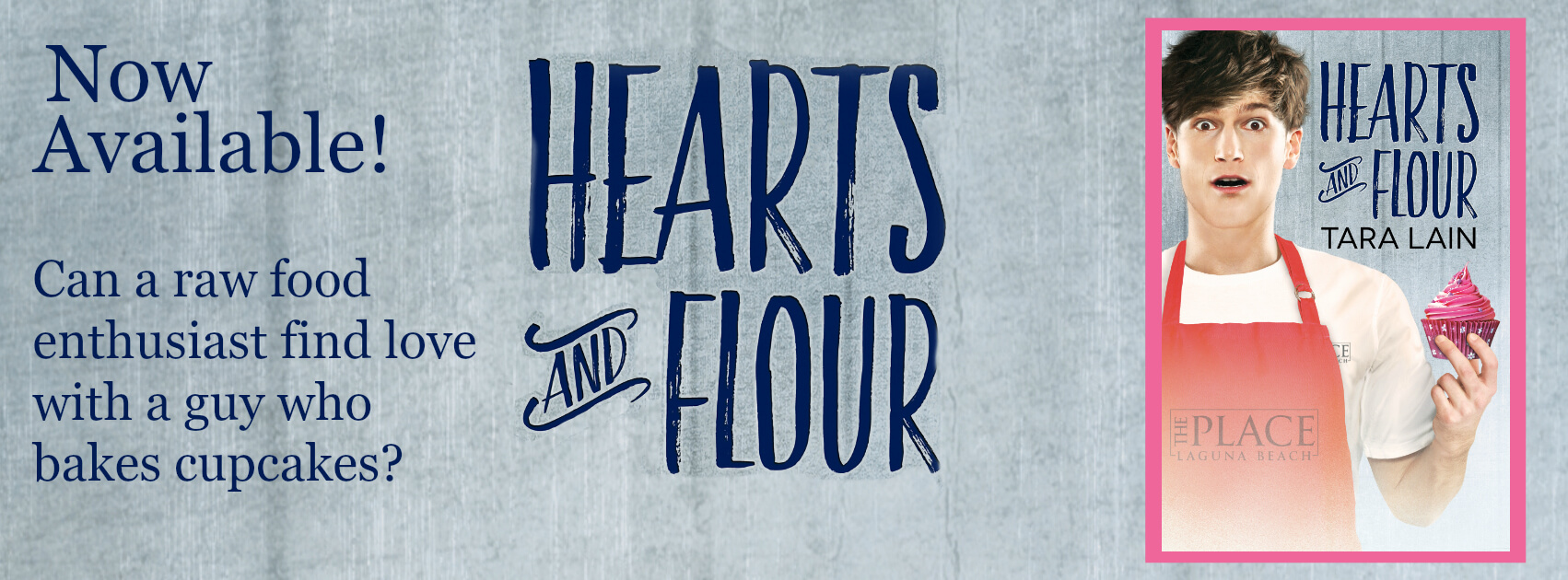 Release Day Blast, Giveaway and Guest Post: Hearts and Flour