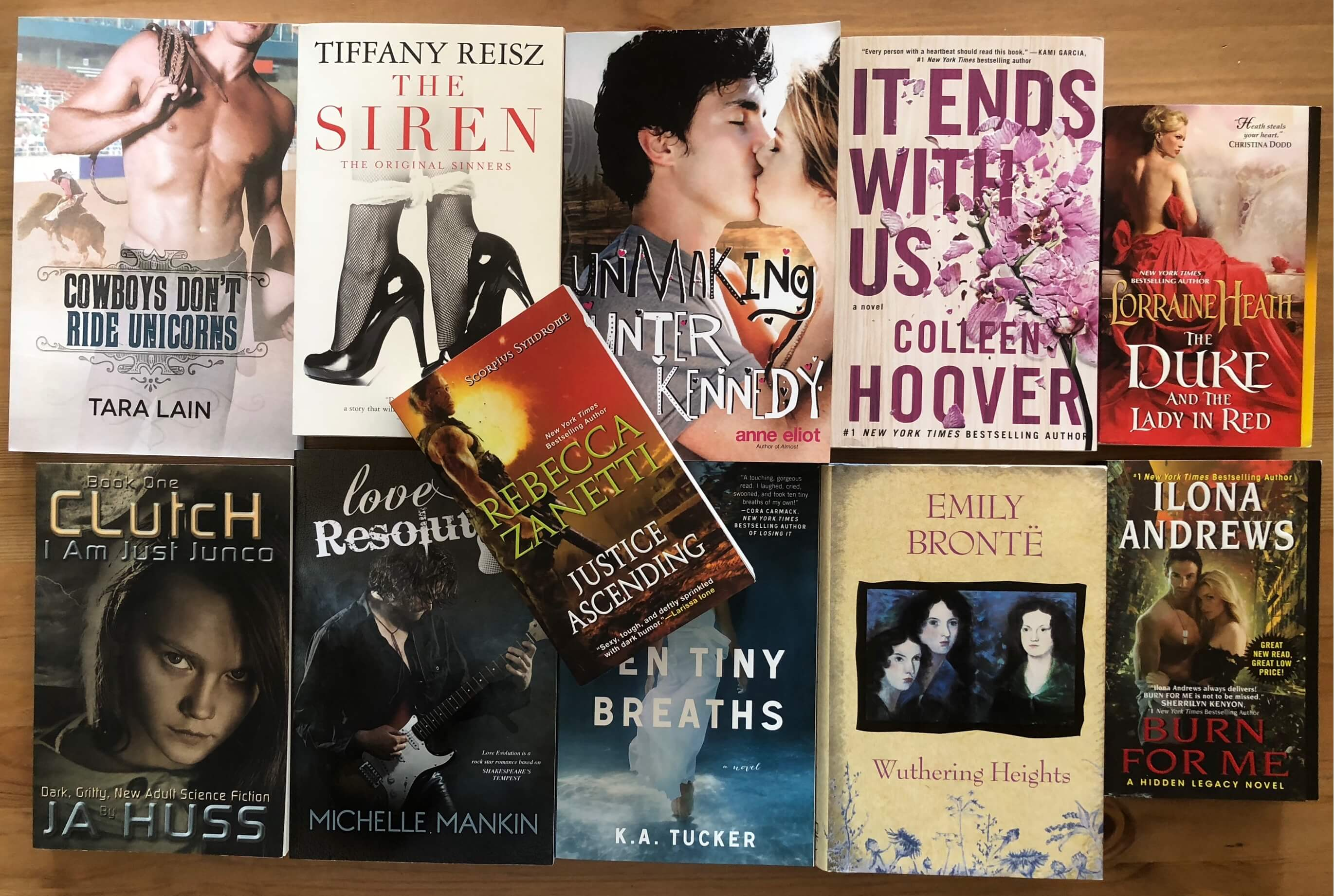 My Romance Sub-genre Recs for You – Steamy Paranormal