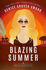 Blazing Summer cover - (un)Conventional Bookviews - Weekend Wrap-up