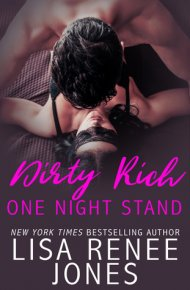 Dirty Rich One Night Stand cover - (un)Conventional Bookviews - Weekend Wrap-up