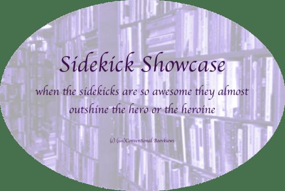 Sidekick Showcase - (un)Conventional Bookviews
