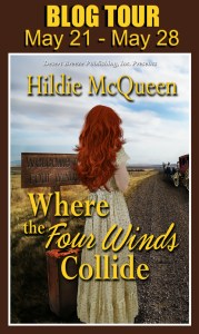 Where the Four Winds Collied badge - (un)Conventional Bookviews