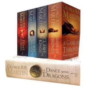 Song of Ice and Fire - (un)Conventional Bookviews
