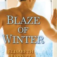 Review: Blaze of Winter (Star Harbor #2) – Elisabeth Barrett