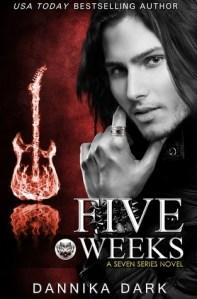 Five Weeks cover - (un)Conventional Bookviews