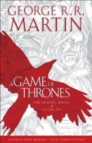 A Game of Thrones Graphic Novel cover - (un)Conventional Bookviews