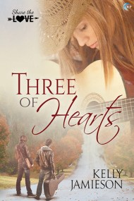 Three of Hearts cover - (un)Conventional Bookviews