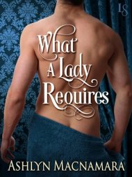 What a Lady Requires cover - (un)Conventional Bookviews