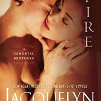 Review: Cursed by Fire – Jacquelyn Frank