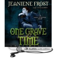 One Grave at a Time audiocover - (un)Conventional Bookviews