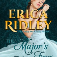 Review: The Major's Faux Fiancée – Erica Ridley