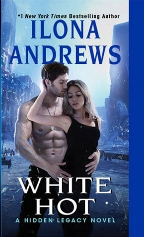 Review: White Hot – Ilona Andrews