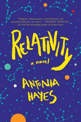 Review: Relativity – Antonia Hayes