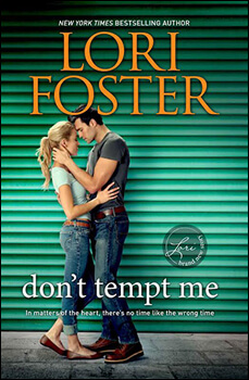 Review: Don't Tempt Me – Lori Foster