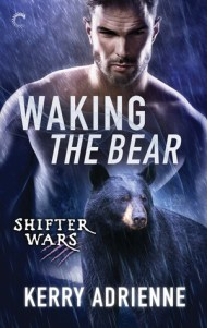 Waking the Bear cover - (un)Conventional Bookviews
