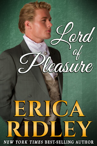 Review: Lord of Pleasure – Erica Ridley