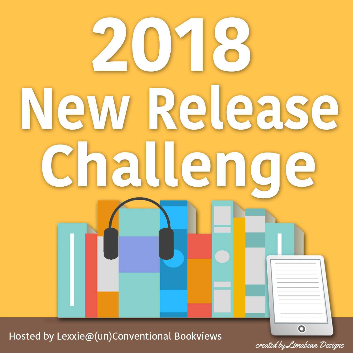 2018 New Release Challenge Sign-up