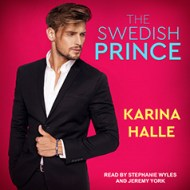 The Swedish Prince audiocover - (un)Conventional Bookworms - Weekend Wrap-up