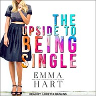 The Upside to Being Single audiocover - (un)Conventional Bookworms - Weekend Wrap-up
