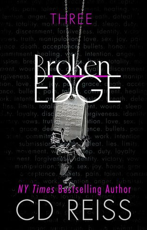 Blogger Wife Chat Review ~ Broken Edge ~ CD Reiss