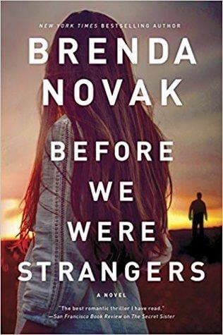 Blogger Wife Chat Review ~ Before We Were Strangers ~ Brenda Novak