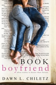 Book Boyfriend cover - (un)Conventional Bookworms - Weekend Wrap-up
