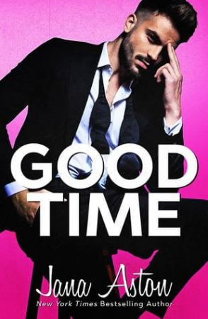 Good Time cover - (un)Conventional Bookworms - Weekend Wrap-up
