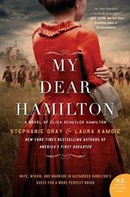My Dear Hamilton cover - (un)Conventional Bookworms - Weekend Wrap-up