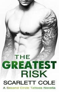 The Greatest Risk cover - (un)Conventional Bookworms - Weekend Wrap-up