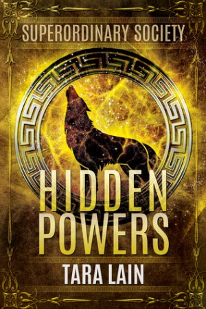 Hidden Powers cover - (un)Conventional Bookworms - Weekend Wrap-up