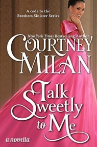 Talk Sweetly to Me cover - (un)Conventional Bookworms - Weekend Wrap-up