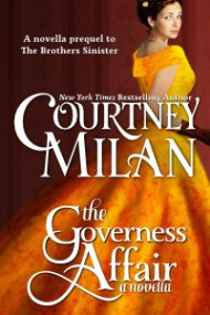 The Governess Affair cover - (un)Conventional Bookworms - Weekend Wrap-up