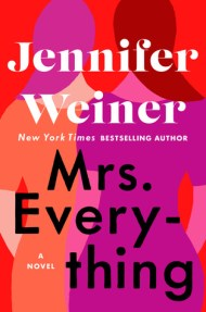 Mrs. Everything cover - (un)Conventional Bookworms - Weekend Wrap-up