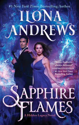 ARC Review: Sapphire Flames – Ilona Andrews