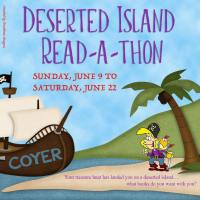 COYER Deserted Island Read-a-Thon Wrap-up