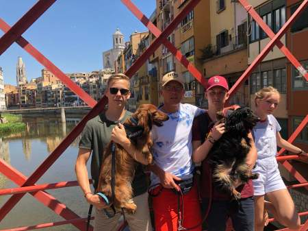 Weekend Wrap-up - Bridge in Girona - (un)Conventional Bookworms